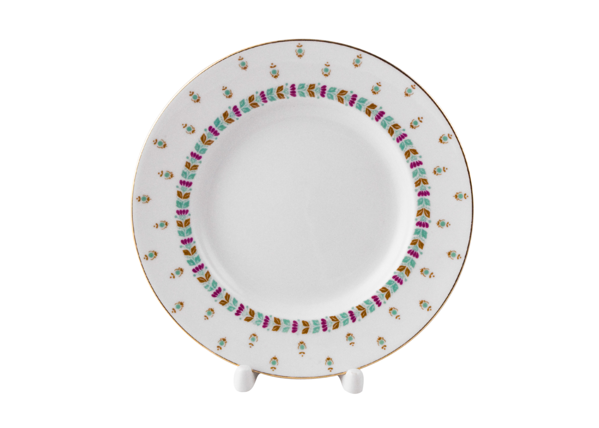 "Buy Chintz Dessert Plate 7"" at GoldenCockerel.com"