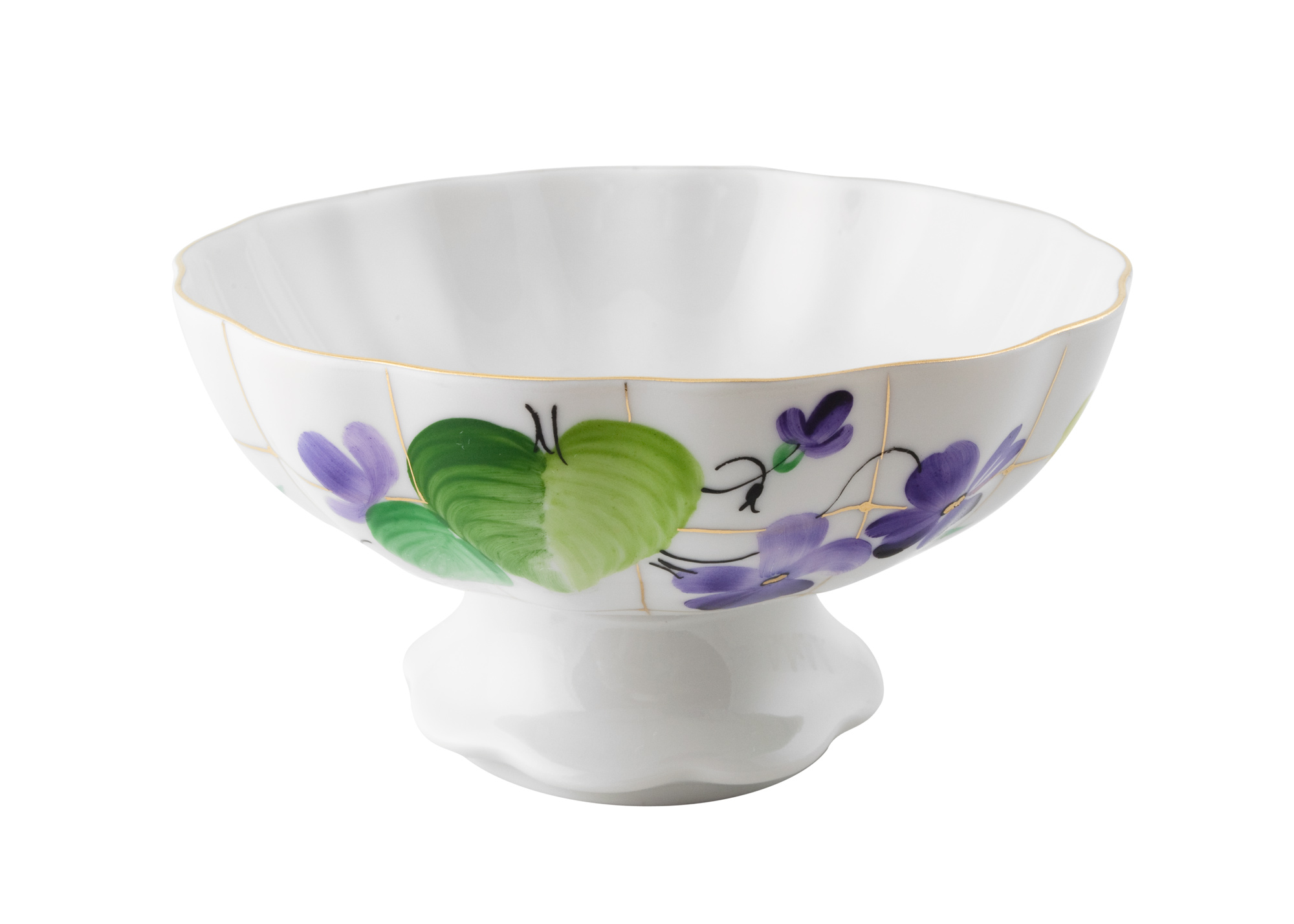Buy Forest Violet Candy Dish at GoldenCockerel.com