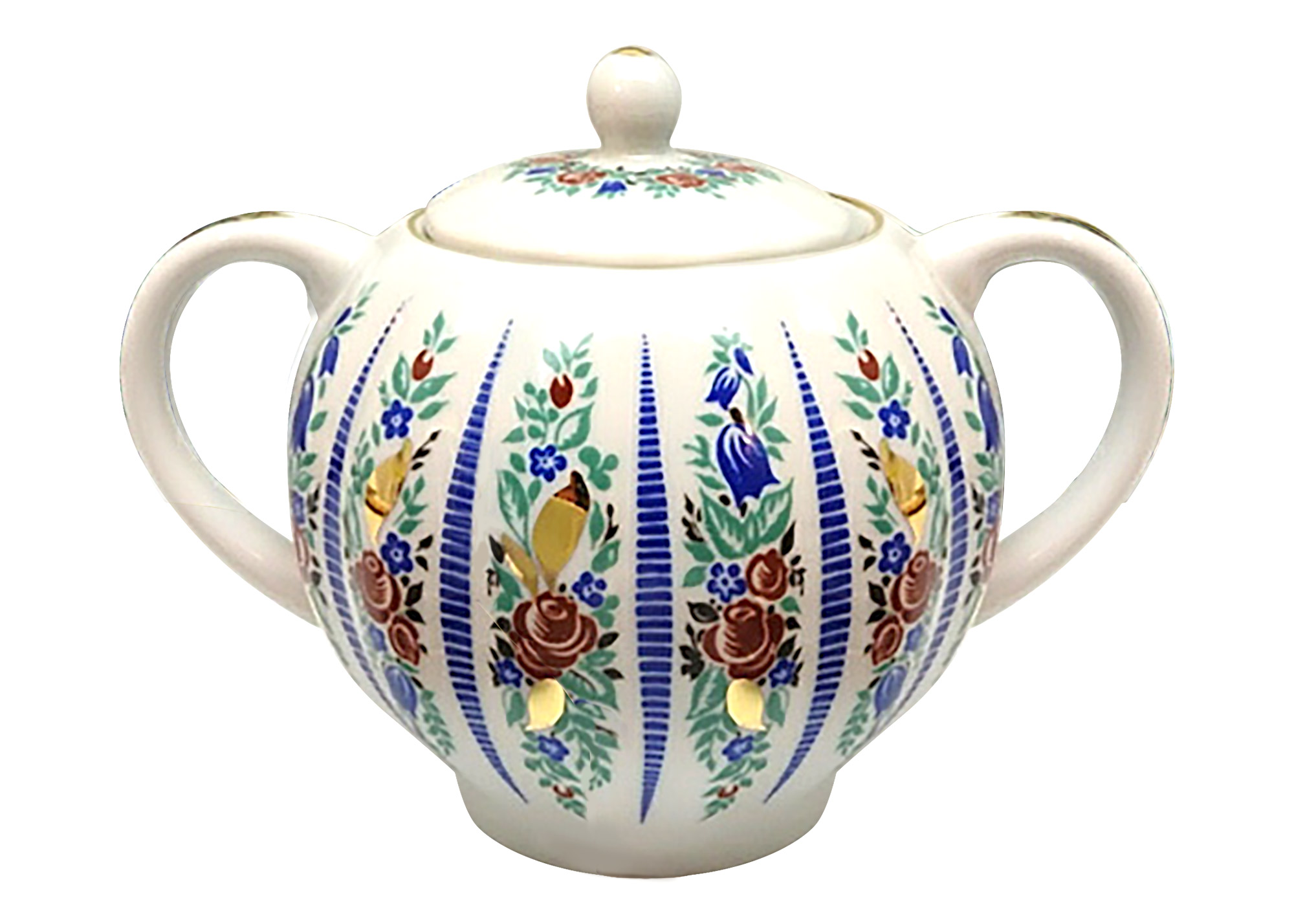 Buy Sarafan Sugar Bowl at GoldenCockerel.com