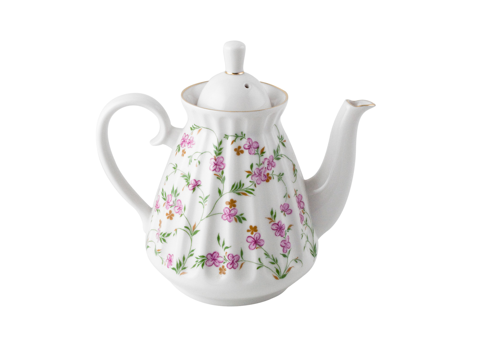 Buy Victorian Pattern Teapot at GoldenCockerel.com